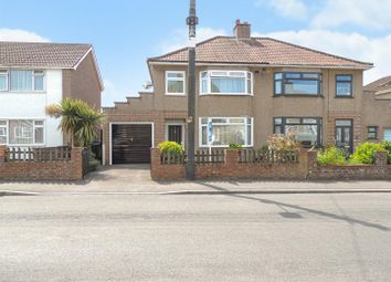 3 bed semi-detached house for sale in Monkton Road, Hanham, Bristol BS15