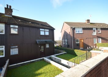 Thumbnail 3 bed semi-detached house for sale in Sutherland Drive, Dumbarton
