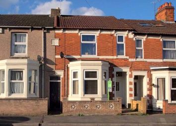 Thumbnail 3 bed terraced house to rent in Avondale Road, Kettering