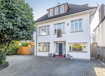 Thumbnail 5 bed detached house for sale in Parkwood Avenue, Esher