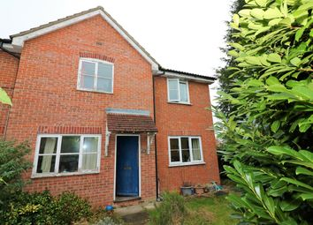 Thumbnail 4 bed semi-detached house for sale in Farrow Close, Mattishall