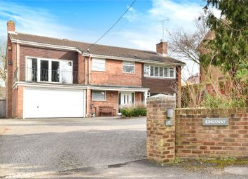 Thumbnail 5 bed detached house for sale in Nations Hill, Winchester, Hampshire