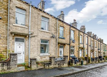 Thumbnail 1 bed terraced house for sale in Albert Road, Sowerby Bridge