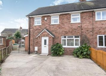 Thumbnail 3 bed semi-detached house for sale in Chestnut Close, Gresford, Wrexham