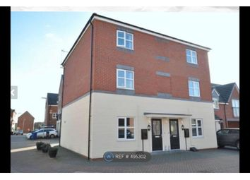 Thumbnail 2 bed flat to rent in Jeque Place, Burton-On-Trent