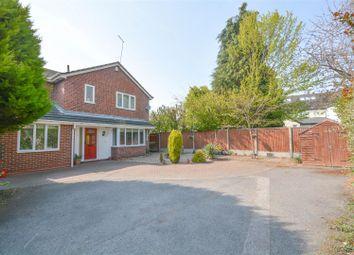 Thumbnail 4 bed detached house for sale in Melton Gardens, Edwalton, Nottingham