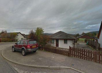 Thumbnail 3 bedroom detached bungalow for sale in Kirk Road, Cromdale, Grantown-On-Spey