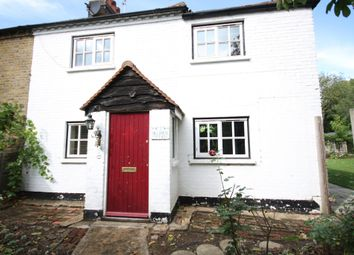 Thumbnail 4 bed semi-detached house to rent in Old Mill Lane, Bray, Maidenhead