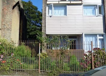 Thumbnail 3 bed maisonette for sale in Steele Road, London
