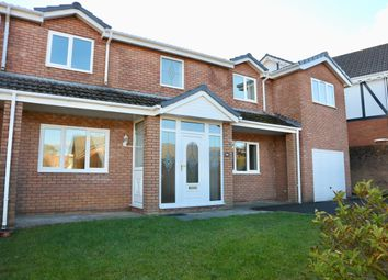 Thumbnail 5 bed detached house for sale in Winchfawr Park, Heolgerrig, Merthyr Tydfil