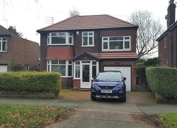 Thumbnail 4 bed detached house to rent in Homewood Road, Northenden