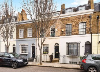 Thumbnail 4 bedroom terraced house for sale in Markham Street, London