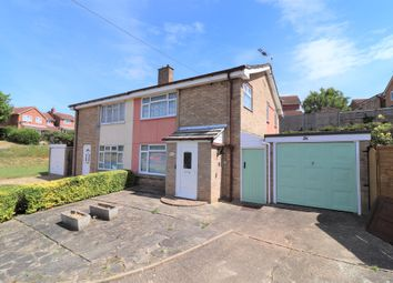 Thumbnail 3 bed semi-detached house for sale in Yeoman Way, Hadleigh, Ipswich, Suffolk