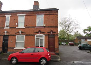 Thumbnail 2 bedroom end terrace house for sale in Oakwood Street, West Bromwich