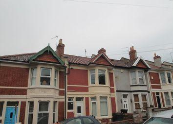 Thumbnail 1 bed flat to rent in Sandwich Road, Brislington, Bristol