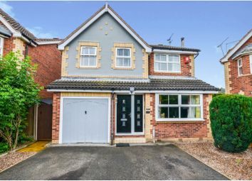 Thumbnail 4 bed detached house for sale in Marbeck Close, Sheffield