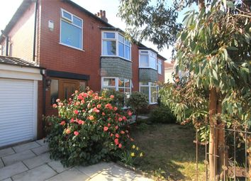 Thumbnail 3 bed semi-detached house for sale in Wilmslow Avenue, Sharples, Bolton, Lancashire