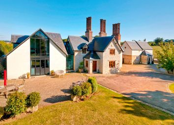 Thumbnail 8 bed detached house for sale in Kettle Lane, East Farleigh, Maidstone