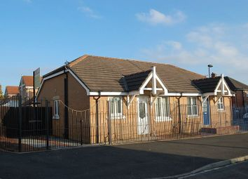 Thumbnail 2 bed semi-detached bungalow for sale in Elgin Avenue, Wallsend