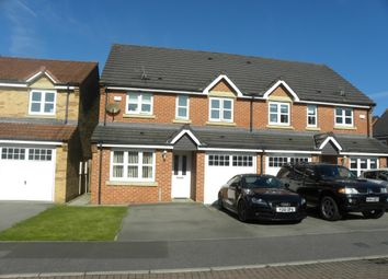 3 bed semi-detached house for sale in The Brambles, New Hartley, Whitley Bay NE25