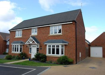 Thumbnail 4 bedroom detached house for sale in Majors Close, Long Buckby, Northampton