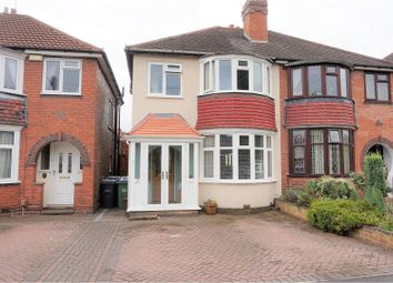 Thumbnail 3 bed semi-detached house for sale in Windsor Road, Oldbury