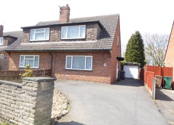 Thumbnail 3 bed semi-detached house for sale in Guildford Avenue, Midway