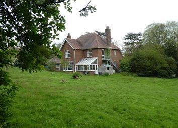Thumbnail 5 bedroom detached house for sale in Llanbadarn Fawr, Aberystwyth