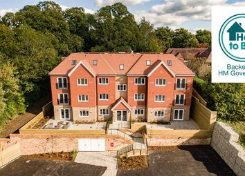 Franklands Village, Haywards Heath RH16. 2 bed flat for sale