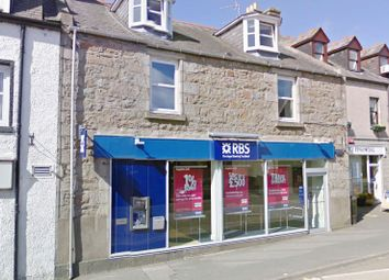 Thumbnail Commercial property for sale in 15, Bridge Street, Ellon, Aberdeenshire AB419Aa