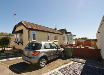 Thumbnail 2 bed mobile/park home for sale in Sea View Residential Park, Bank Lane, Warton, Preston
