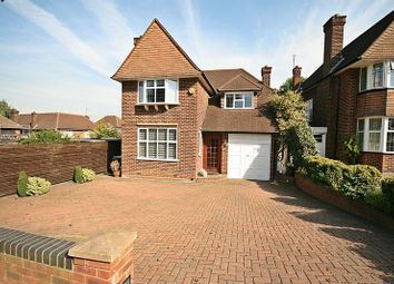 Thumbnail 4 bed detached house for sale in Greenhill, Wembley