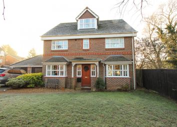 Thumbnail Detached house for sale in Tredegar Road, Emmer Green, Reading
