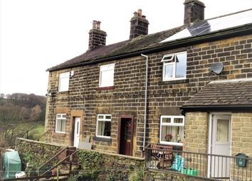 Thumbnail 1 bed terraced house to rent in Stacey Bank, Loxley, Sheffield