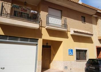 Thumbnail 5 bed town house for sale in Spain, Murcia, San Pedro Del Pinatar
