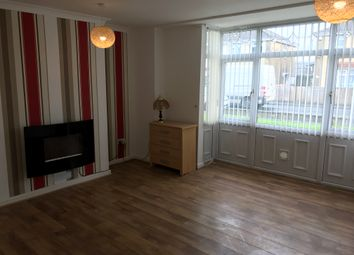 Thumbnail 3 bed end terrace house to rent in Maesglas Crescent, Newport