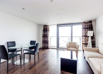 Thumbnail 2 bed flat for sale in Craig Tower, Aqua Vista Square, Bow