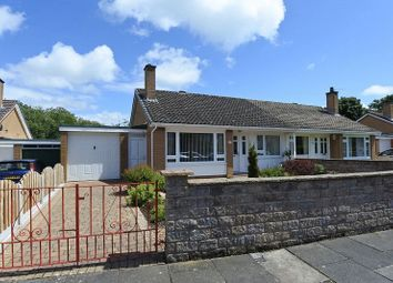 Thumbnail 2 bed semi-detached bungalow for sale in Lowry Hill Road, Carlisle