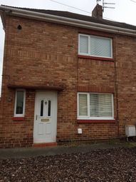 Thumbnail 2 bed semi-detached house to rent in River Bank East, Choppington