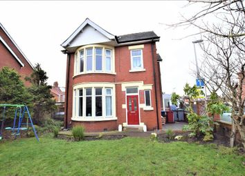 Thumbnail 5 bed detached house for sale in Hawes Side Lane, Blackpool