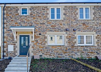 Thumbnail 2 bed semi-detached house for sale in Treskerby Woods, Redruth, Cornwall