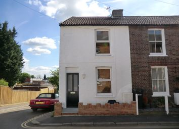 Thumbnail 2 bed end terrace house to rent in Bedford Road, St Albans