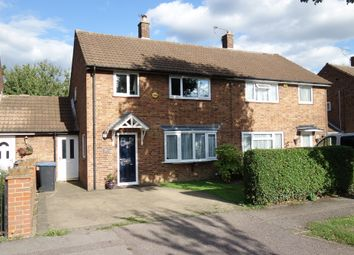 Thumbnail 3 bed semi-detached house for sale in Somers Road, North Mymms, Hatfield