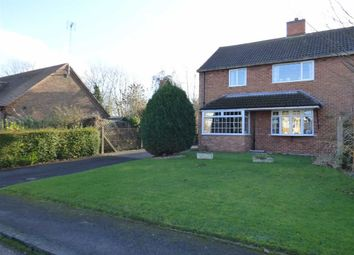 Thumbnail 3 bed semi-detached house for sale in The Horsepool, Lilbourne, Rugby