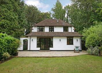 Thumbnail 4 bed detached house to rent in Cavendish Road, St George's Hill, Surrey