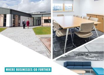 Thumbnail Office to let in Unit 4, The Digital Dock, The Fairmile Building, Sandbank Business Park, Dunoon, Argyll And Bute