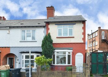 Thumbnail 2 bed end terrace house for sale in Merrivale Road, Bearwood