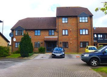 Thumbnail 1 bed flat to rent in Adam Close, Cippenham, Slough