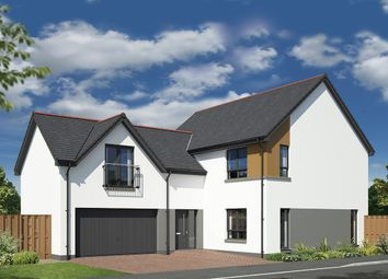 Thumbnail 5 bed detached house for sale in 1 Nethergray Entry, Dykes Of Gray, Dundee