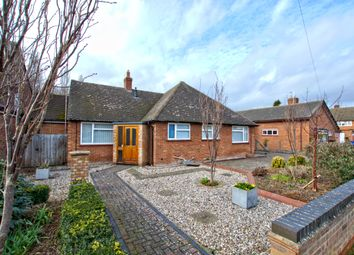 Thumbnail 3 bed detached bungalow for sale in Cherry Close, Cherry Hinton, Cambridge